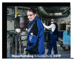 Hauptkatalog Christ Arbeitsschutz 2019
