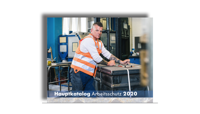 Hauptkatalog Christ Arbeitsschutz 2020